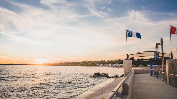 Port Stanley Pier