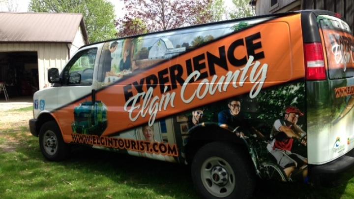 Tourism Van