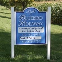 Bluebird Hideaway